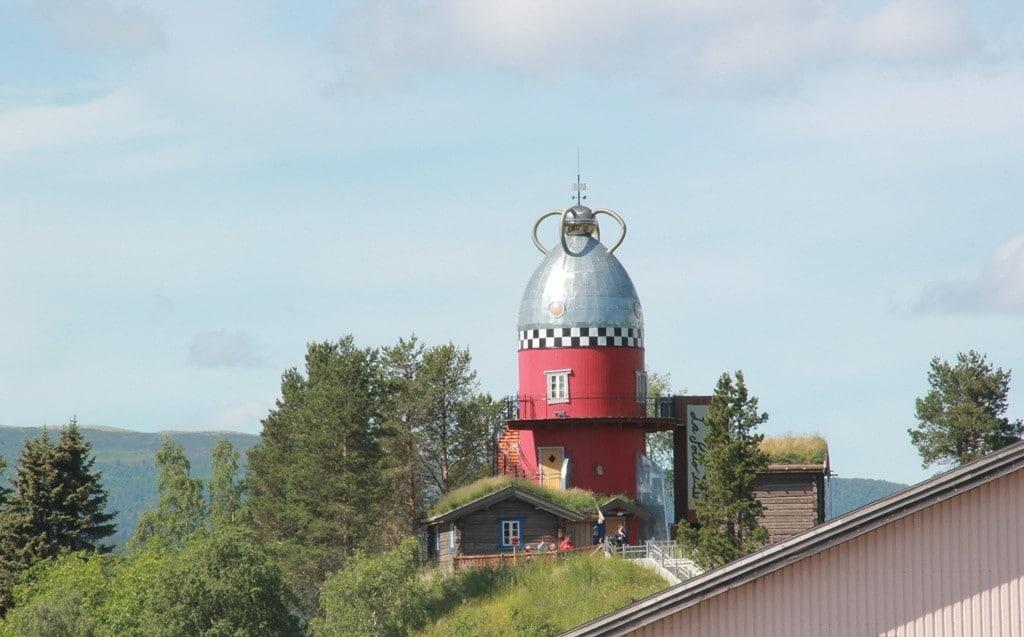 Aukrustsenteret - Flåklypatoppen på Alvdal, bilde 1