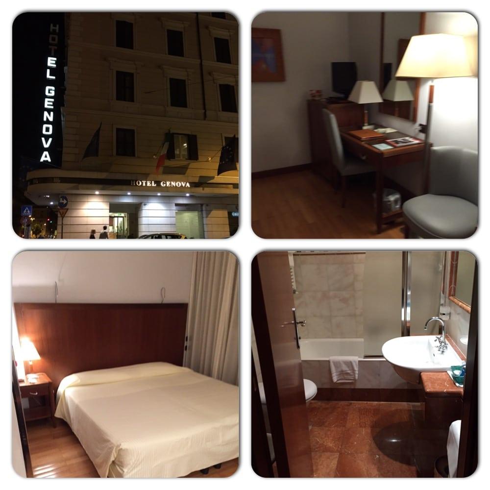 Hotel Genova Roma