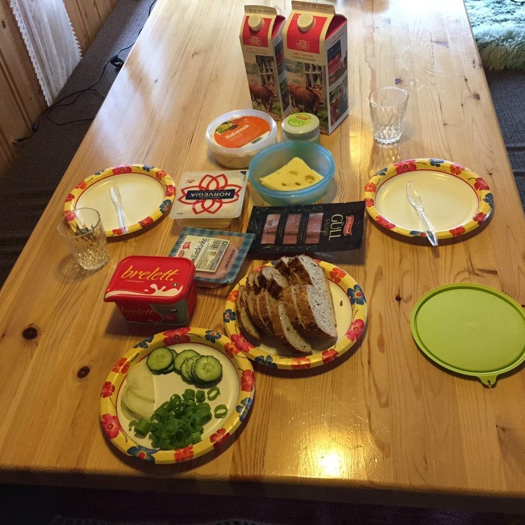 Hyttefrokost