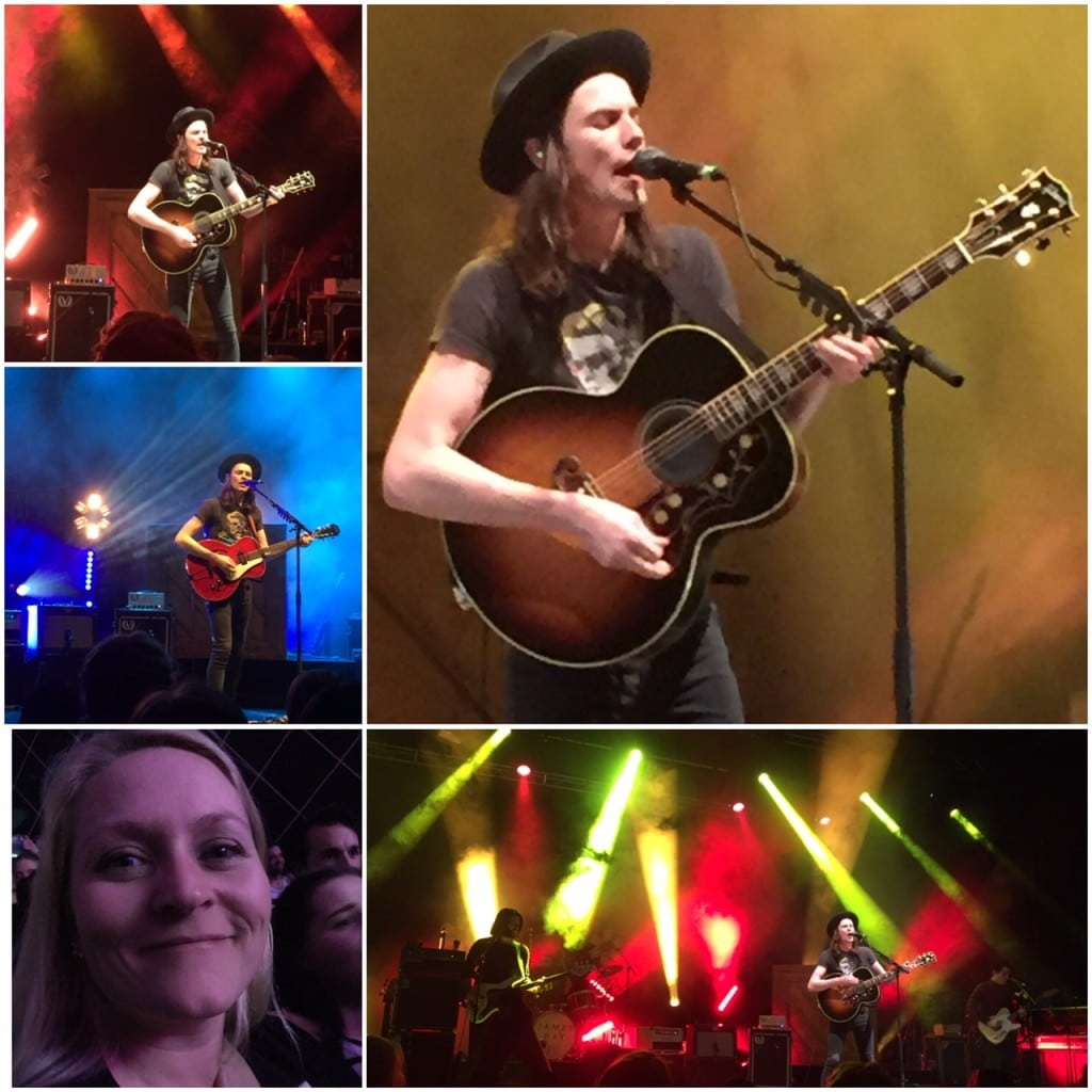 James Bay i Oslo 22 mars