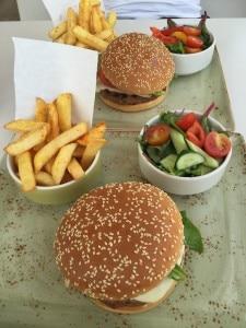 Frokost i dag