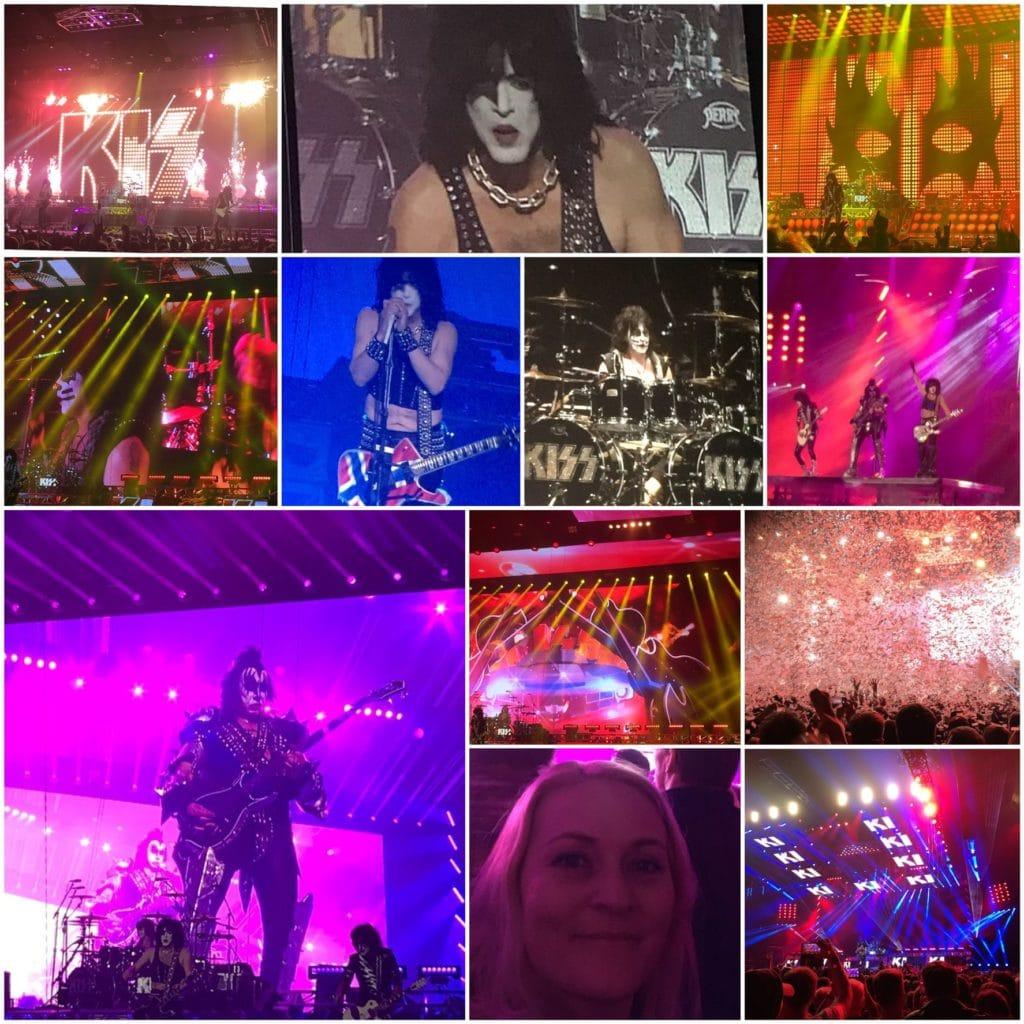 Kiss Oslo Spektrum 2017