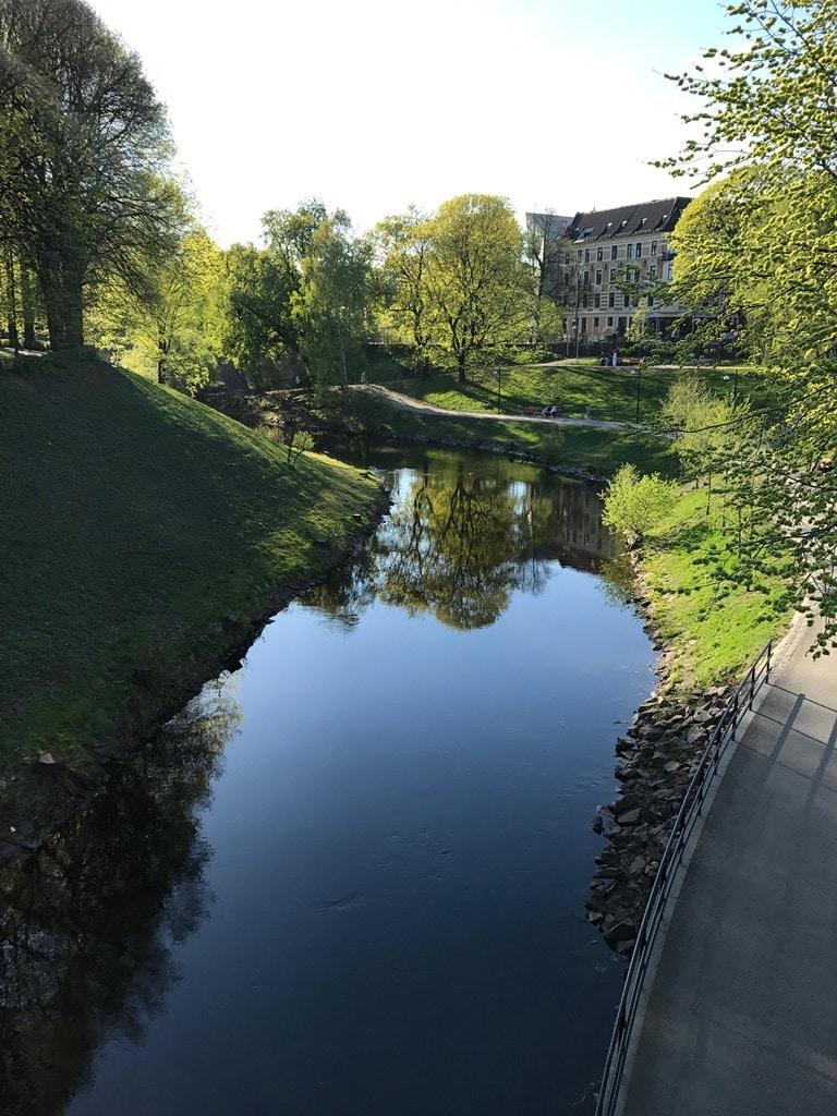 Sommer i Oslo, trist at det ikke er i dag