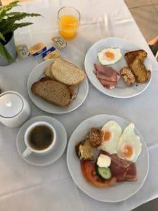 Mandagens frokost