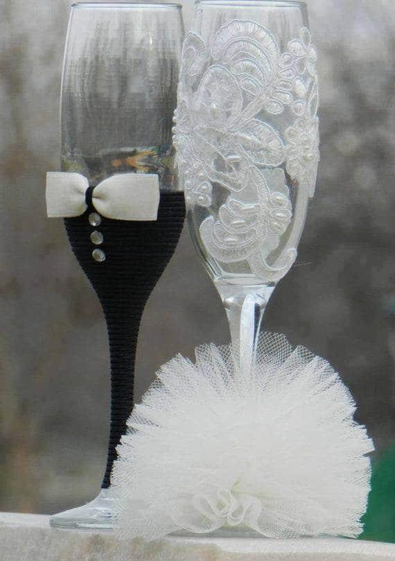 Planer om bryllup, Bryllupsglass klasisk