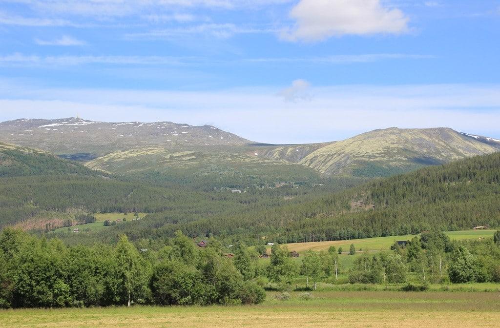Alvdal en liten del av vakre Norge