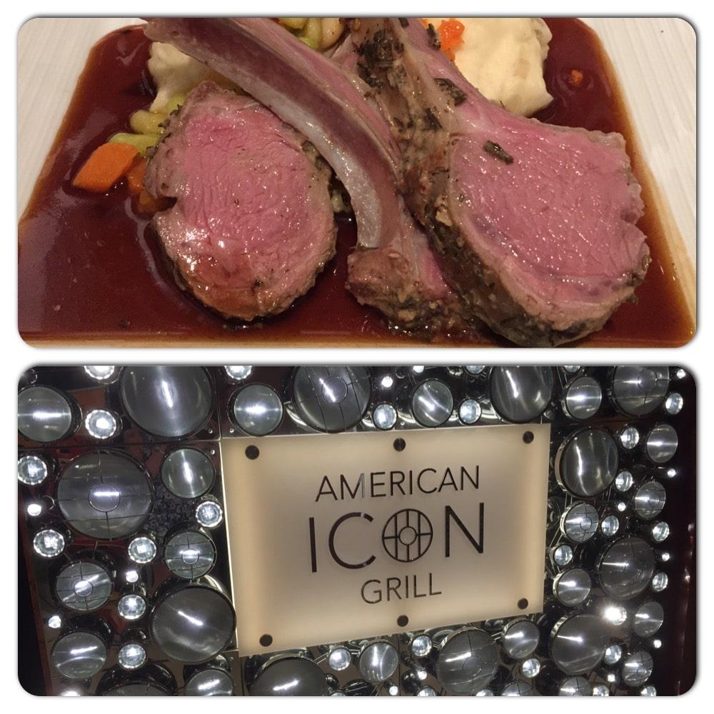 American ICON grill