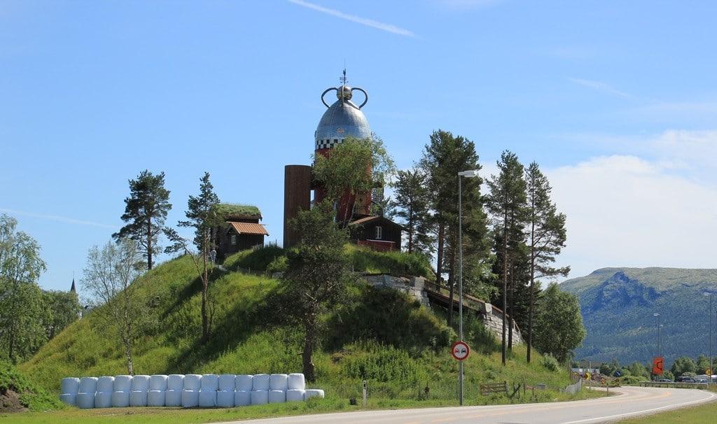 Aukrustsenteret - Flåklypatoppen på Alvdal, bilde 2