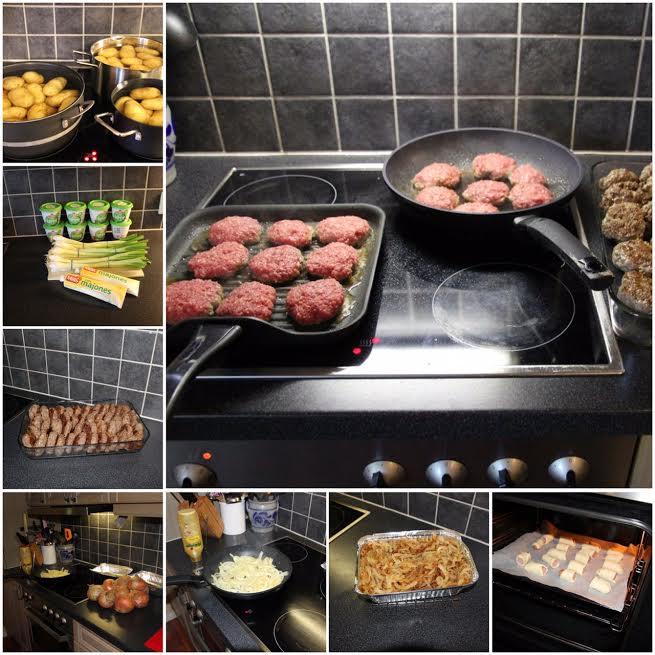 Matforberedelser