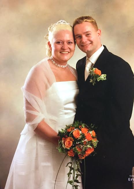 10 års bryllupsdag
