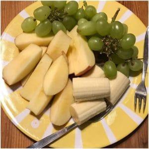 Frukt dessert