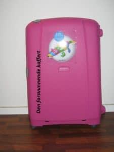 Feil koffert