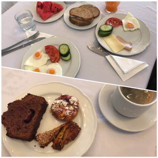Frokost Louloudis Hotel